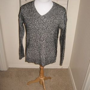 Banana Republic Womens V Neck Sweater - Med